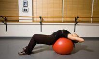 Move of the Week: Crunches on a Ball