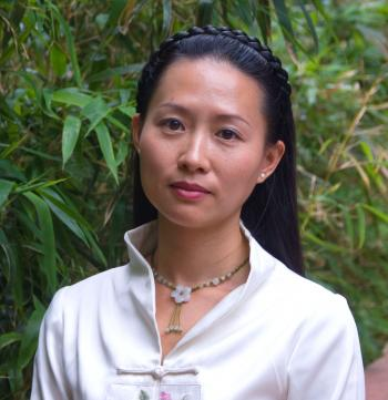Crystal Chen lives in freedom in the U.S. after six harrowing years of persecution in China for holding fast to her beliefs. (Charlotte Cuthbertson/The Epoch Times)