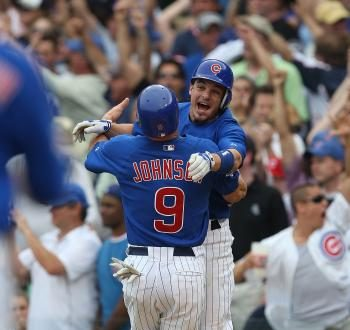 Cubs Win in Walk-Off Style