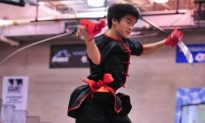Martial Artists Show Flair in International Competition