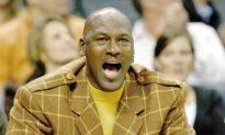 Michael Jordan Picks David Thompson for Hall of Fame Induction