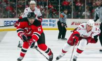 Devils Looking Forward to Hurricanes Match-Up