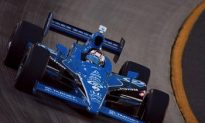 Rain and Luck Give Dixon His Third Nashville IndyCar Win