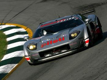 Doran Ford GT Wins Petit Le Mans GT2 Pole