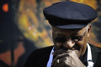 Desmond Tutu Retires