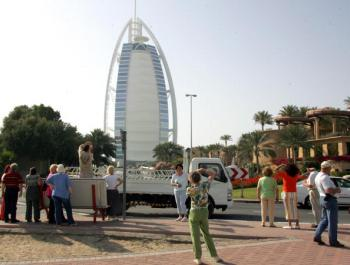Brits Accused of Bringing 'Social Depravity' to Dubai