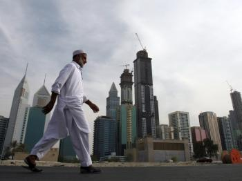 End of the Road for Dubai's Rapid Development