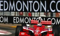 Dixon Wins the Rexall Edmonton Indy