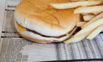Calorie Labels Ineffective, Study Finds