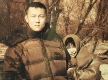 Falun Gong practitioner Yu Zhou and Xu Na. Yu Zhou died as a result of the persecution. (The Epoch Times)