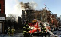 Chinatown Fire Kills 2, Injures 28