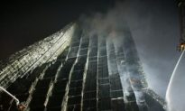 CCTV Official Arrested for Costly Beijing Fire