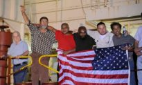 Captured Pirate Could be Charged in U.S.
