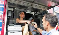 Food Truck Court Opens in Queens