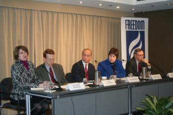Freedom House's Report on Global Erosion of Freedom
