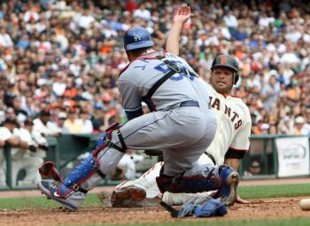 It's Dodgers—Giants in Key Weekend Series