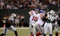Giants Prepare for Showdown with Jets