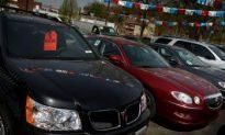 General Motors Burns Cash, Posts $6 Billion Loss
