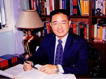 Guo Guoting, renowned Chinese human rights lawyer. The Epoch Times ()