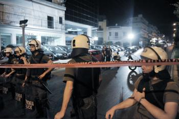Second Greece Explosion in Thessaloniki targets Courthouse