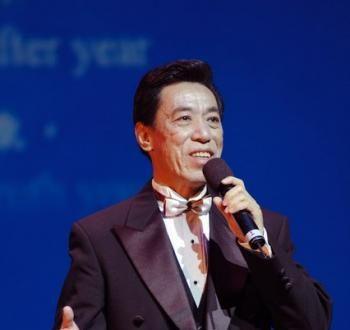 Voice of Divine Performing Arts Tenor Conveys Hope