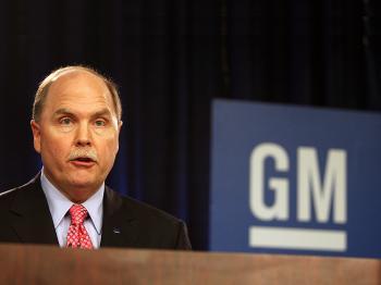 GM, Pillar of U.S. Manufacturing, Files Bankruptcy