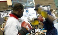 U.S. Olympic Boxing Team Inspires Children