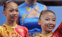 Ruling on Gymnast He Kexin Could Come Saturday, IOC Says