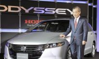 Honda Posts Major Odyssey, Element Car Recall