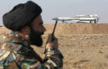 Iran Test of Upgraded Missile Increases Nuclear Tensions