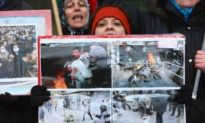 Obama, Merkel Condemn Violence in Iran
