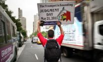 Judgment Day May 21: Campaign Alleging 'End of the World'