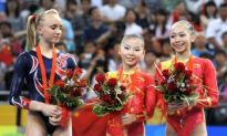 Gymnast Age Evidence Disappears From Internet