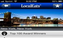 LocalEats Dining App