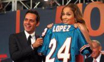 The Grapevine—Marc Anthony and Jennifer Lopez, Hall & Oates, Angelina Jolie, Eric Clapton
