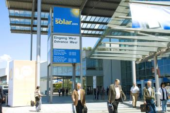 InterSolar in Munich