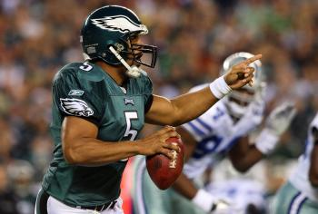 Eagles Pound Cowboys and Grab Sixth Seed