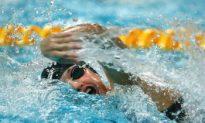 Olympic Committee Make Irish Swimmers Remove Lucky Caps