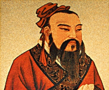 Mencius (372 – 289 BCE), an ancient Chinese philosopher, held that human beings were inherently moral. (Public domain image)