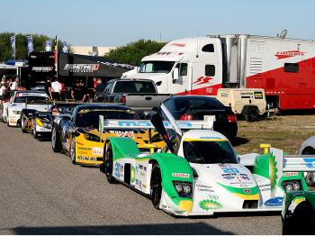 Racing in the Streets—ALMS Comes to St. Petersburg