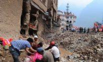 Mudslide in Northwest China Buries Village, Death Toll Underreported