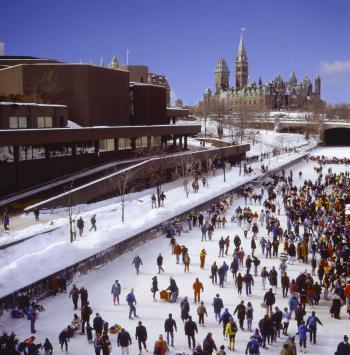National Arts Centre, Ottawa, Canada (Marc Fowler)