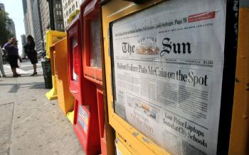 Internet Leaves Print Media Industry in the Dust