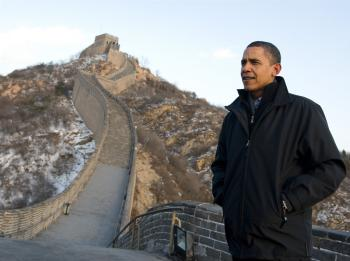 Censorship of Obama in Beijing a Confidence Game