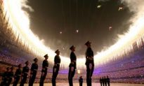 Olympic Opening Ceremony Mocks Reality