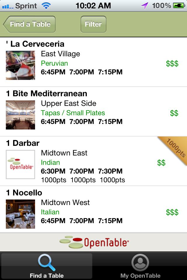 Three Dining Apps You Need