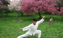 Martial Arts Master Brings Ancient Tradition to New York