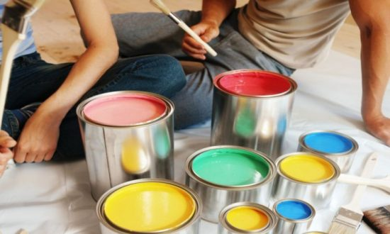 Eco- and Health-Friendly Paints for Your Home