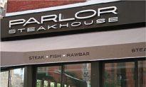 Parlor Steak House, New York