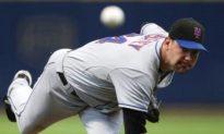 Mets End Five-Game Skid